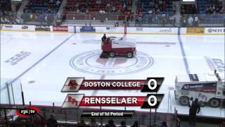 Download RPI Hockey vs. Boston College Video