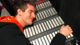 Download INSTALLING THE PETABYTE - Server Room Upgrade Vlog Video