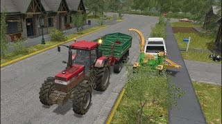 Download Farming Simulator 17 - Forestry and Farming on Goldcrest Valley 001 Video