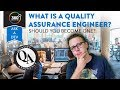 Download What Is a Quality Assurance Engineer?   Should You Become One?   Ask a Dev Video