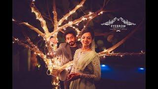 Download Neeha & Ansil | Nikkah Highlights | Eyebrow Weddings Video