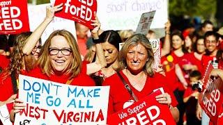 Download Arizona Teachers Vote To Walk Video