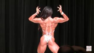 Download IFBB Pro Women's Physique All Competitors 2015 Prestige Crystal Cup Video