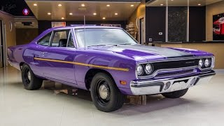 Download 1970 Plymouth Road Runner For Sale Video