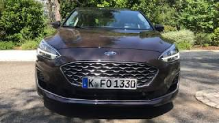 Download Ford Focus 2019 1.5 EcoBoost 150 A8 Video