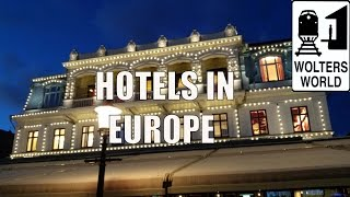 Download European Hotels - What You Should Know About Hotels in Europe Video