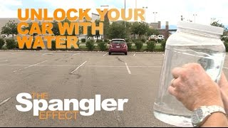 Download Unlock Your Car With Water - The Spangler Effect School of YouTube Video