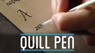 Download Quill Pen | How to Make Everything: Book Video