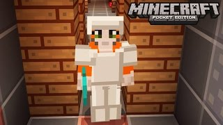 Download Minecraft: Pocket Edition - No Home Challenge - Don't Push Me In The Lava! Video