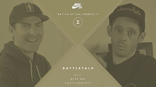 Download BATB X | BATTLETALK: Week 9 - with Mike Mo and Chris Roberts Video
