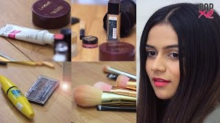 Download Komal's Everyday Makeup Routine | Makeup Tutorial For Beginners - POPxo Video