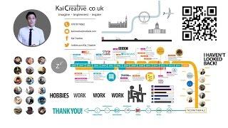Download Animated CV Resume - Kai Creative Video