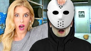 Download i Trapped GAME MASTER Spy and TOOK OFF his MASK! (Face Reveal using Ninja Gadgets and Clues) Video