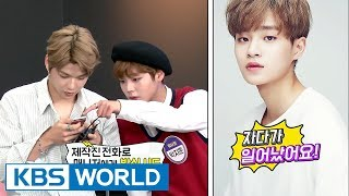 Download Phone call with Wanna One's Daehwi who just woke up! [Happy Together / 2017.08.24] Video