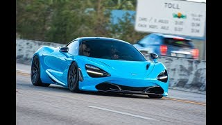 Download Lamborghini Pagani Porsche 918 Supercar Paradise on Highway We are in the perfect place - Heaven Video