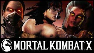 Download Mortal Kombat X: Liu Kang Theory (Commentary) Video