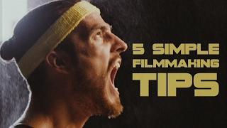 Download 5 Simple Filmmaking Tricks Video