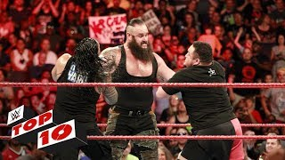 Download Top 10 Raw moments: WWE Top 10, July 24, 2017 Video