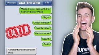 Download Most Hilarious Autocorrect Text Fails Video