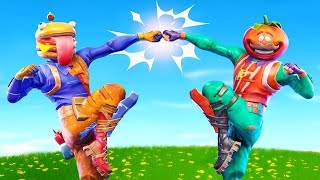 Download The ADVENTURES of TOMATO MAN and BURGER BOY In Fortnite! Video