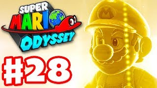 Download Super Mario Odyssey - Gameplay Walkthrough Part 28 - Ruined Kingdom 100%! Amiibos! (Nintendo Switch) Video
