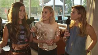 Download Maddie and Tae Talk Dippin' Dots, Wine and Fancy Dance Moves 2018 Video