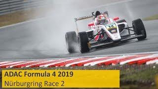 Download ADAC Formula 4 Race 2 Nürburgring 2019 Re-Live English Video