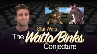 Download Star Wars: The Watto/Binks Conjecture [J. Matthew Movies, Ep 4] Video