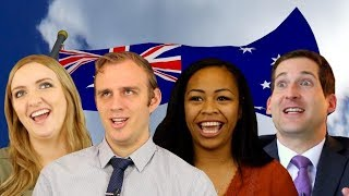 Download Americans share their 1st impressions of Australia Video