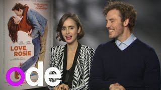 Download Sam Claflin on a life spent in the friend zone Video