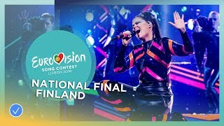 Download Saara Aalto - Monsters - Finland - National Final Performance - Eurovision 2018 Video