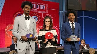 Download Suns Win 1st Pick In NBA Draft Lottery 2018 | May 15, 2018 Video