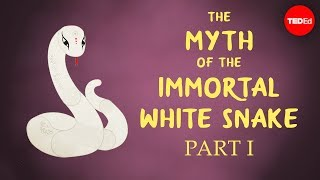 Download The Chinese myth of the immortal white snake - Shunan Teng Video