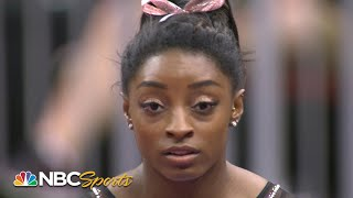 Download Simone Biles shines in 2019 U.S. Classic with all-around title | NBC Sports Video