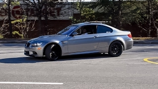 Download BMW E92 M3 Remus Race exhaust Video