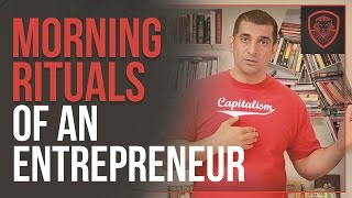 Download Morning Rituals of an Entrepreneur Video