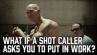 Download What if a Shot Caller asks you to put in work? - Prison Talk 11.7 Video