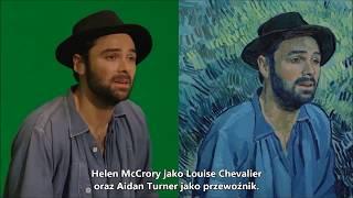 Download Twój Vincent - making of: ożywianie malarstwa Vincenta van Gogha Video