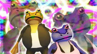 Download THIS IS A WEIRD ONE - The Amazing Frog Video