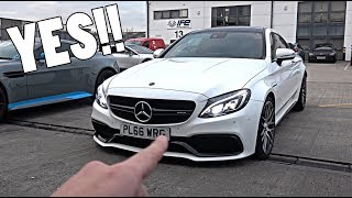 Download MY C63 AMG IS ALREADY FIXED!! Video