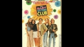 Download Opening To The Baby-Sitters Club:The Movie 1995 VHS Video