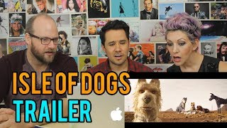 Download Isle of Dogs - Trailer - REACTION!! - Wes Anderson Video