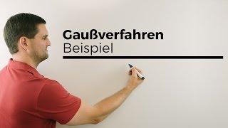 Download Gaußverfahren, Beispiel, Gaussalgorithmus | Mathe by Daniel Jung Video