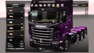 Download Euro Truck Simulator 2 - Mod Loja de acessórios Download (60 FPS) Video