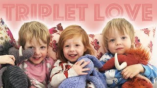Download Triplets Reunited! (They Got New Beds) Video