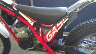 Download Street-Legal 2013 Gas Gas Competition Trials Bike! Video