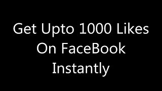 Download How to get More Likes On Facebook Profile Picture 2015 100% work Guarantee Video