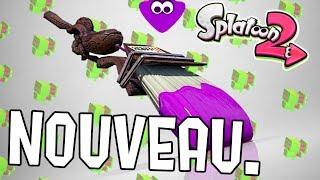 Download Octobrush Nouveau AD - Splatoon 2 | A Literal Sword. Video