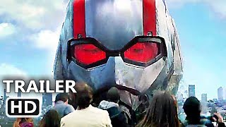 Download ANT MAN 2 Official Trailer (2018) Paul Rudd, Evangeline Lilly, Action Movie HD Video
