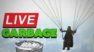 Download Garbage Games LIVE Video